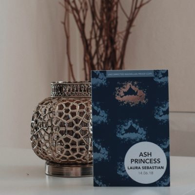 Book Review: 'Ash Princess' by Laura Sebastian