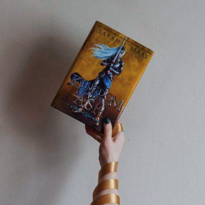 Book Review: 'Kingdom of Ash' by Sarah J Maas